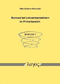 Burnout bei Lehramtsanwärtern im Primarbereich | Dückers-Klichowski, 2005 | Buch (Cover)