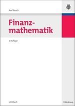 Finanzmathematik | Bosch | unveränderte Auflage, 2007 | Buch (Cover)
