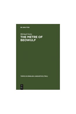 Abbildung von Getty | The Metre of Beowulf | Reprint 2011 | 2002 | A Constraint-based Approach | 36