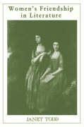 Abbildung von Todd   Women's Friendship in Literature   1983