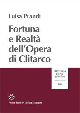 Abbildung von Prandi | Fortuna e Realtà dell'Opera di Clitarco | 1. Auflage | 1996 | 104