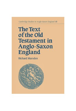 Abbildung von Marsden | The Text of the Old Testament in Anglo-Saxon England | 1995 | 15