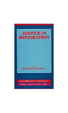 Abbildung von Schwartz | Justice in Immigration | 1995