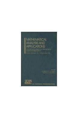 Abbildung von Niculescu / Radulescu | Mathematical Analysis and Applications | 2006 | International Conference on Ma... | 835