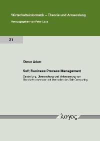 Abbildung von Adam | Soft Business Process Management | 2009