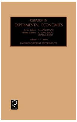 Abbildung von Emissions Permit Experiments   1999