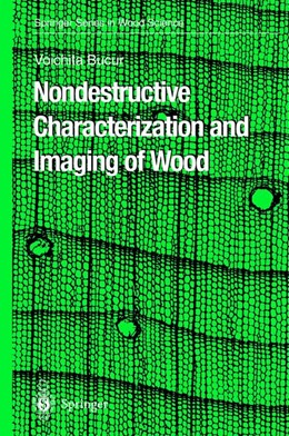 Abbildung von Bucur | Nondestructive Characterization and Imaging of Wood | 2003