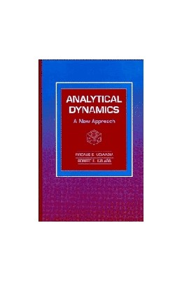 Abbildung von Udwadia / Kalaba   Analytical Dynamics   1996   A New Approach