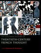 Abbildung von The Columbia History of Twentieth-Century French Thought | 2007