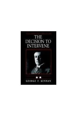 Abbildung von Kennan | Soviet-American Relations, 1917-1920, Volume II | 1989 | The Decision to Intervene