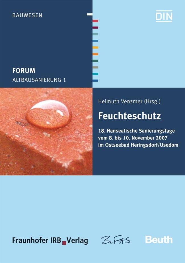 Altbausanierung 1 | / Venzmer, 2007 | Buch (Cover)