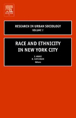Abbildung von Krase / Hutchison   Race and Ethnicity in New York City   2004