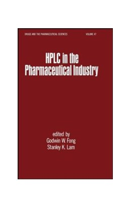 Abbildung von Fong | HPLC in the Pharmaceutical Industry | 1991 | 47