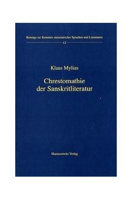 Abbildung von Mylius | Chrestomathie der Sanskritliteratur | 4., unveränd. Aufl. | 2005 | 12