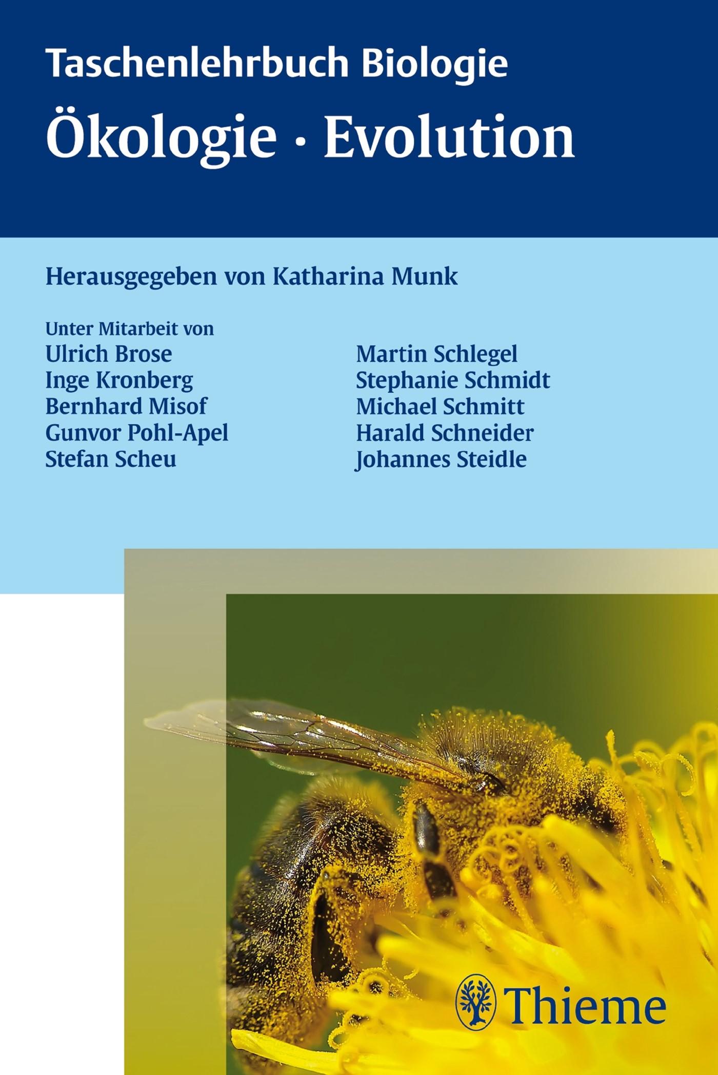 Ökologie, Biodiversität, Evolution, 2009 | Buch (Cover)