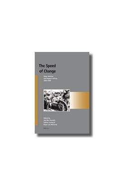 Abbildung von Gewald / Luning / Walraven | The Speed of Change | 2009 | Motor Vehicles and People in A... | 13