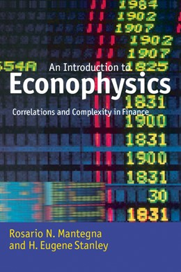 Abbildung von Mantegna / Stanley | Introduction to Econophysics | 1999 | Correlations and Complexity in...