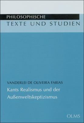 Abbildung von Oliveira Farias | Kants Realismus und der Außenweltskeptizismus | 2006