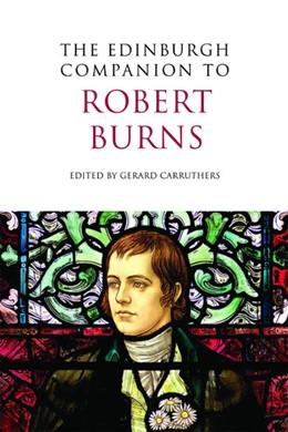 Abbildung von Carruthers | The Edinburgh Companion to Robert Burns | 2009