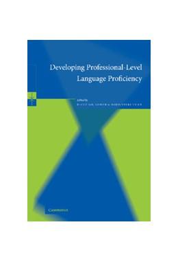 Abbildung von Leaver / Shekhtman | Developing Professional-Level Language Proficiency | 2002