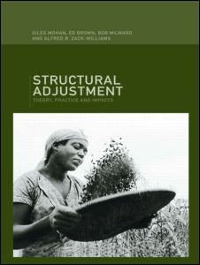 Structural Adjustment | Brown / Milward / Mohan, 2000 | Buch (Cover)