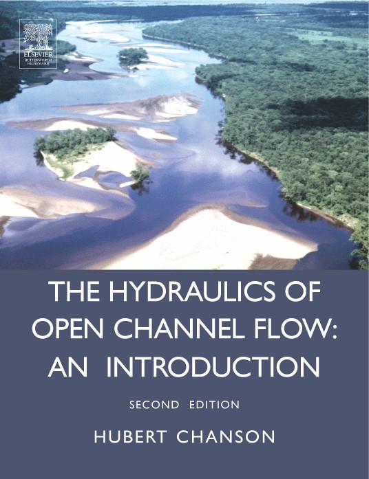 Abbildung von Chanson   Hydraulics of Open Channel Flow   2nd edition   2004