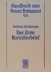 Abbildung von Lindemann | Der Erste Korintherbrief | 2000