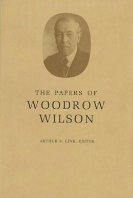 Abbildung von Wilson / Link | The Papers of Woodrow Wilson, Volume 8: 1892-1894 | 1970 | The Papers of Woodrow Wilson, ... | Volume 8