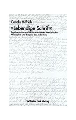 Abbildung von Hilfrich | Lebendige Schrift | 2000