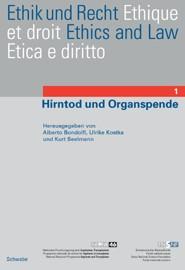 Ethik und Recht: Band 1   Bondolfi / Kostka / Seelmann, 2003   Buch (Cover)