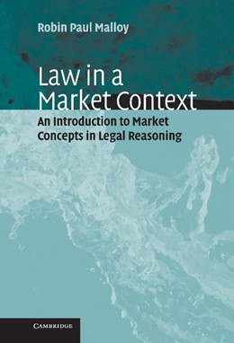 Abbildung von Malloy   Law in a Market Context   2004   An Introduction to Market Conc...