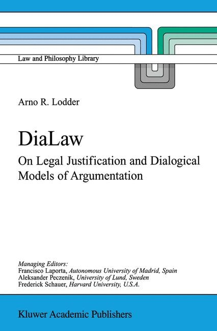 DiaLaw | Lodder, 1999 | Buch (Cover)