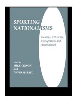 Abbildung von Cronin / Mayall | Sporting Nationalisms | 1998 | Identity, Ethnicity, Immigrati...