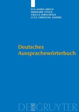 Abbildung von Krech / Stock / Hirschfeld | Deutsches Aussprachewörterbuch | 2009