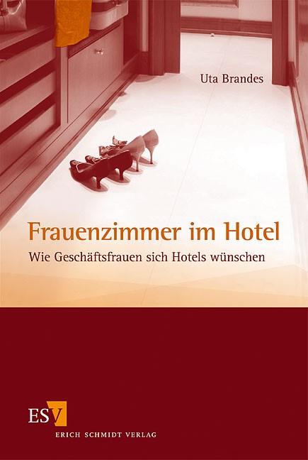 Frauenzimmer im Hotel   Brandes, 2010   Buch (Cover)