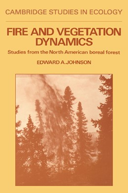 Abbildung von Johnson | Fire and Vegetation Dynamics | 1996 | Studies from the North America...