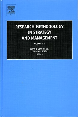 Abbildung von Ketchen / Bergh | Research Methodology in Strategy and Management | 2005