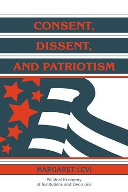 Abbildung von Levi | Consent, Dissent, and Patriotism | 1997