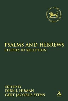 Abbildung von Human / Steyn | Psalms and Hebrews | 2010 | Studies in Reception | 527