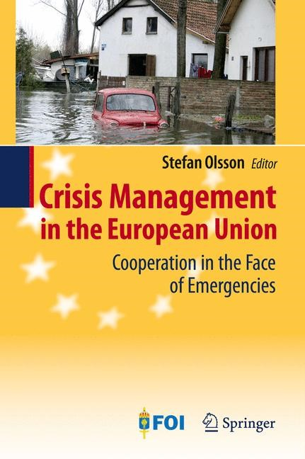 Crisis Management in the European Union | Olsson, 2009 | Buch (Cover)