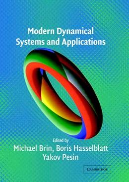 Abbildung von Brin / Hasselblatt / Pesin | Modern Dynamical Systems and Applications | 2004