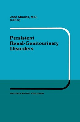 Abbildung von Strauss   Persistent Renal-Genitourinary Disorders   1986   Current Concepts in Dialysis a...   17