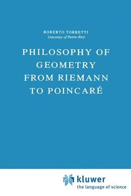 Abbildung von Torretti | Philosophy of Geometry from Riemann to Poincaré | 1984 | 7