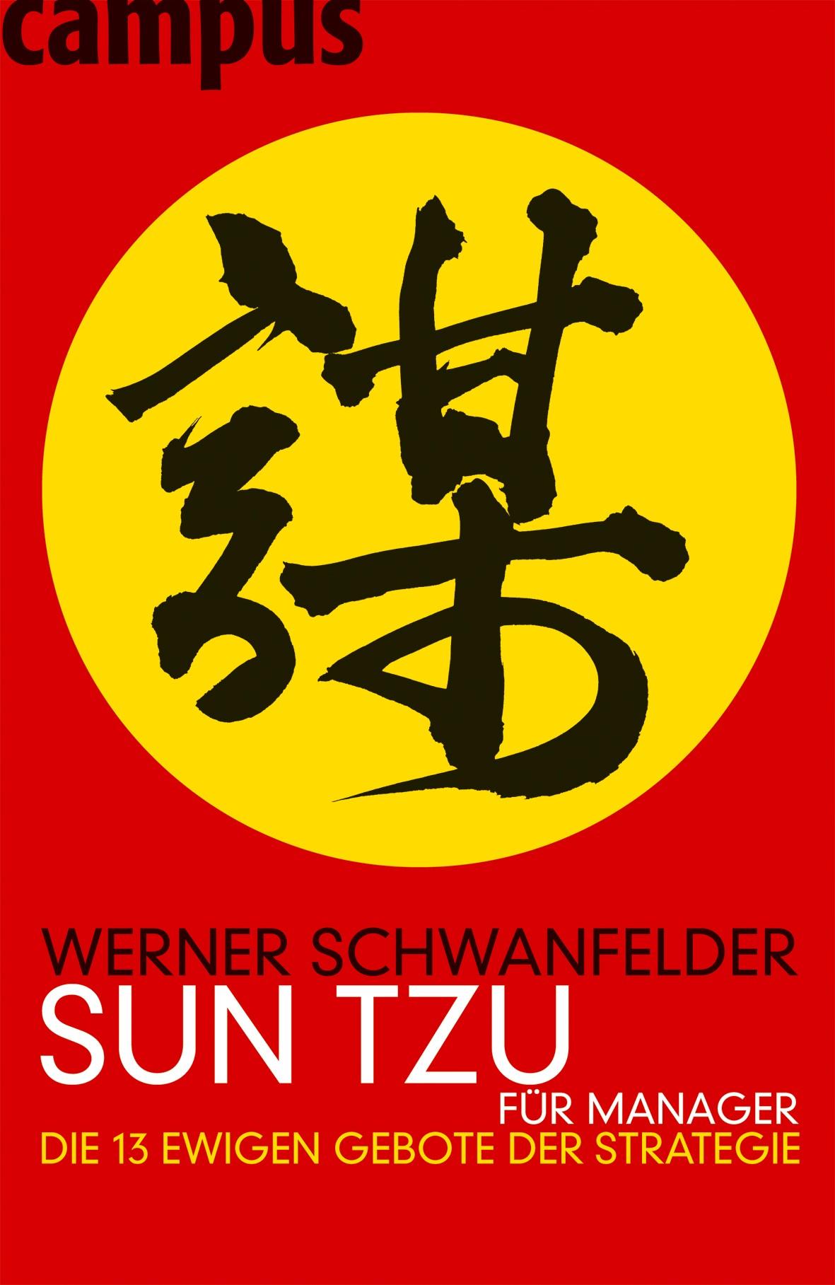 Sun Tzu für Manager | Schwanfelder, 2004 | Buch (Cover)
