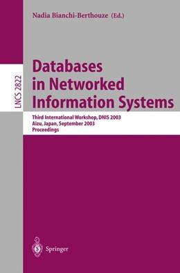 Abbildung von Bianchi-Berthouze | Databases in Networked Information Systems | 2003 | Third International Workshop, ... | 2822