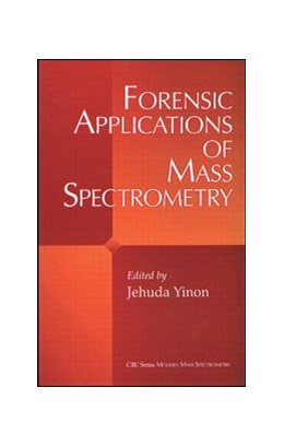 Abbildung von Yinon | Forensic Applications of Mass Spectrometry | 1994