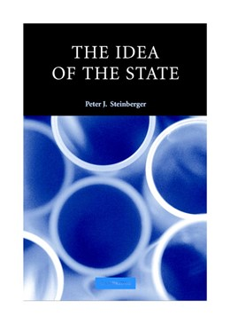 Abbildung von Steinberger | The Idea of the State | 2005