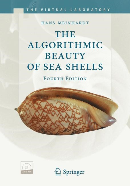 Abbildung von Meinhardt | The Algorithmic Beauty of Sea Shells | 2009
