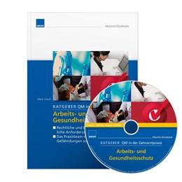 Abbildung von Krauß / Pindur-Nakamura | Ratgeber QM in der Zahnarztpraxis: Arbeits- und Gesundheitsschutz | 2010 | Aktuelle Anforderungen effizie...