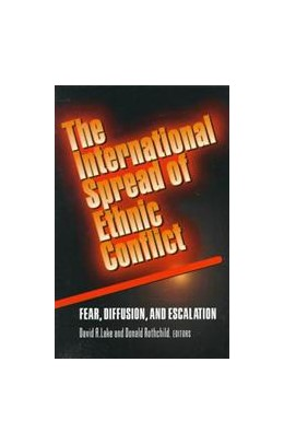 Abbildung von Lake / Rothchild | The International Spread of Ethnic Conflict | 1998 | The International Spread of Et...